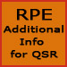 RPE Additional Information